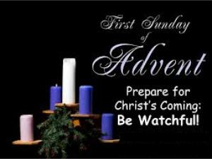 homily for the first sunday of advent year b 4. Black Bedroom Furniture Sets. Home Design Ideas