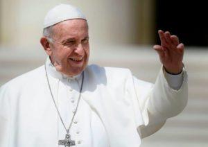 Pope Francis and Cardinal Robert Sarah